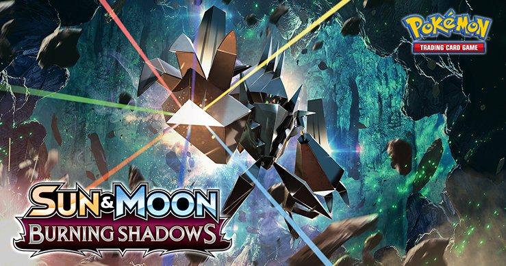 Pokémon Sun and Moon - Burning Shadows